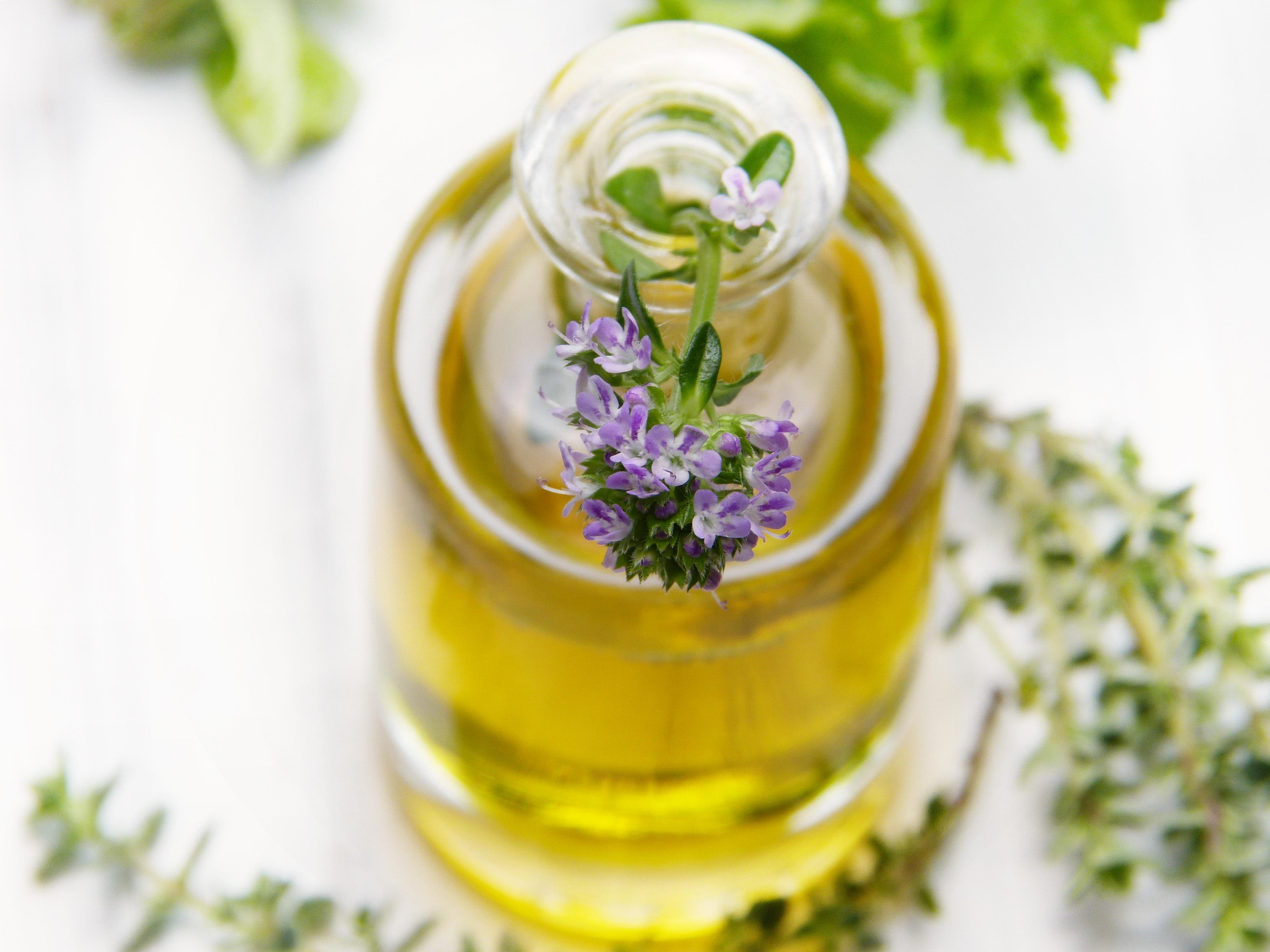 Naturkosmetik Öl