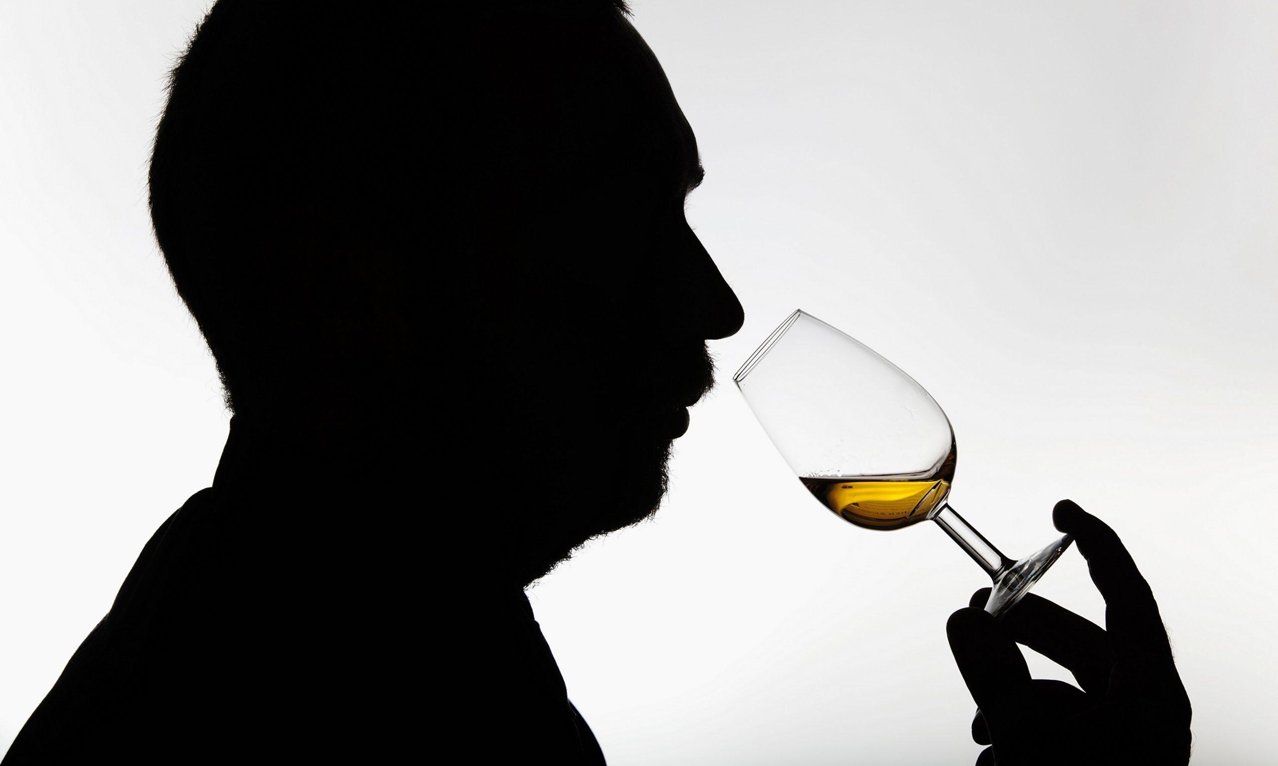 Welchen alkohol riecht man nicht