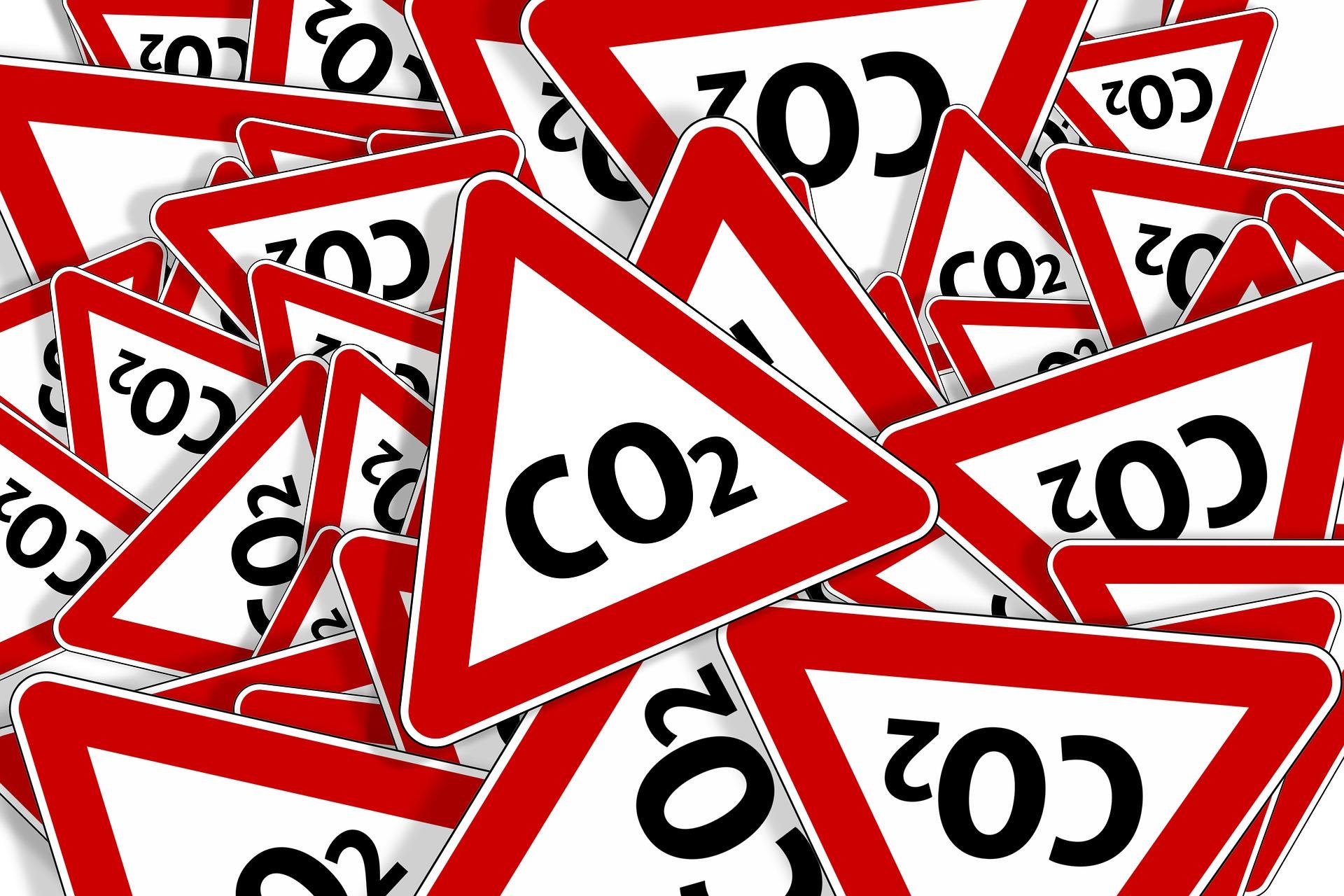 Vorrangtafeln CO2